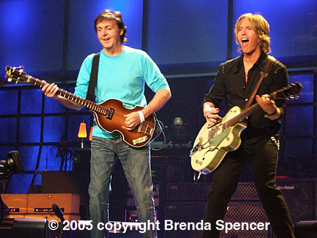Paul McCartney US TOUR 2005