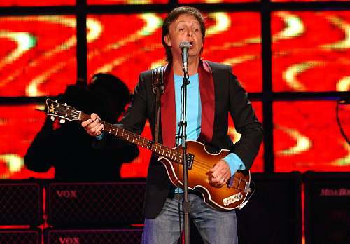 Macca Report Current Paul News Archived Index