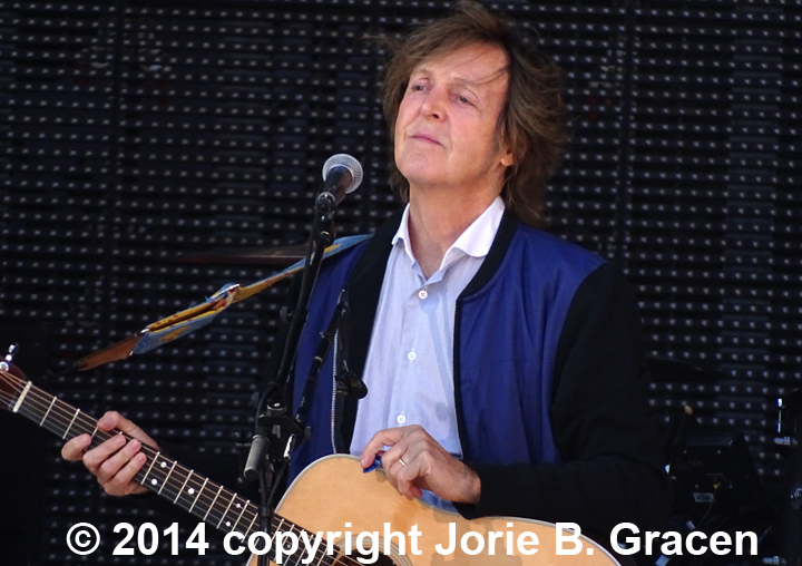 Macca Report Archive Farewell To Candlestick Park 2014