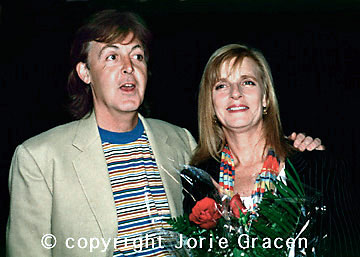 In 1998 Linda McCartney The Wife Of Former Beatle Paul Died Breast Cancer At Age 56 On A Family Owned Ranch Near Tucson Ariz