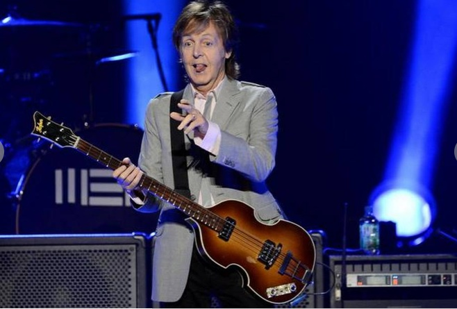 The Beatles Polska: Ostatni lipcowy koncert McCartneya w ramach Out There 2014 w USA