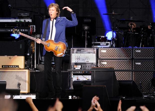 The Beatles Polska: McCartney zagrał w Missoula