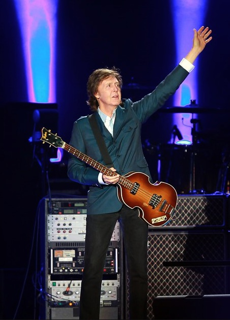 The Beatles Polska: Paul McCartney zagrał w San Diego