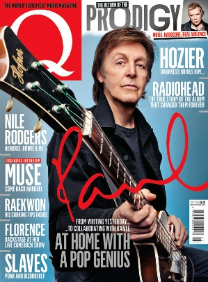 The Beatles Polska: Paul McCartney w wywiadzie dla magazynu Q