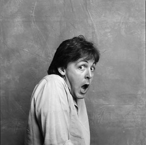 The Beatles Polska: Czego boi się Paul McCartney, czyli październikowe pytanie w ramach cyklu You Gave Me The Answer