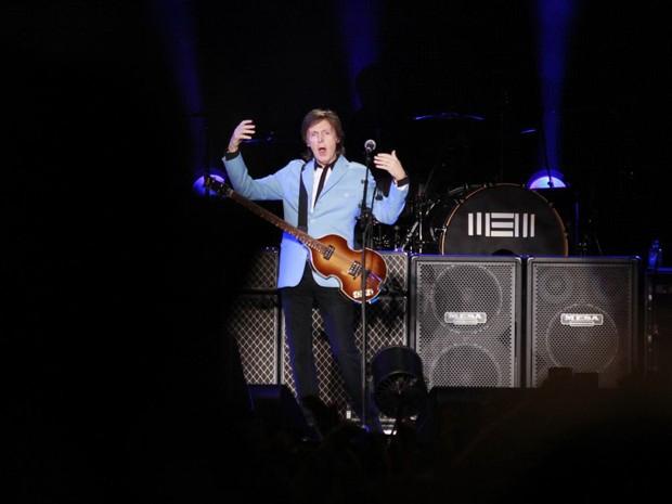 The Beatles Polska: Paul McCartney zaczął Out There w Brazylii